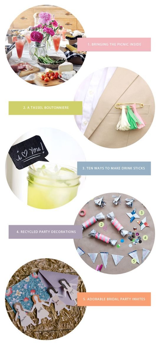 Favorite Party Ideas This Week