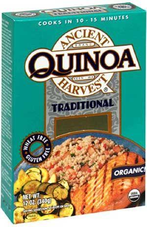 Health Benefits of #Quinoa