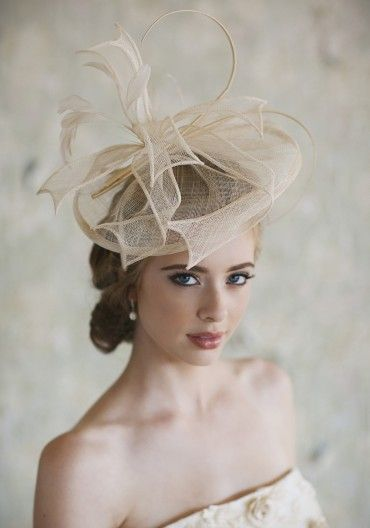 #Fascinator #Hat