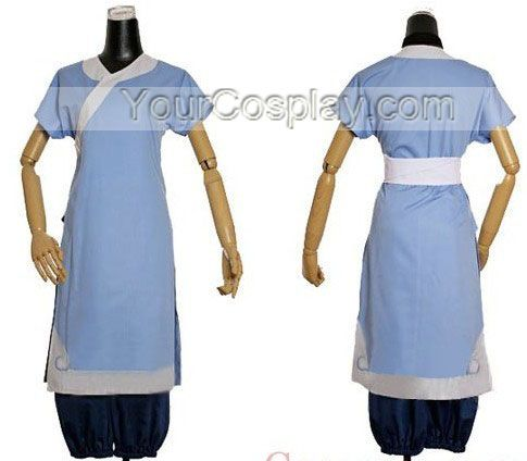 Avatar Cosplay Complete Katara Costume Avatar Cosplay Costumes, Avatar Cosplay Costumes, Cosplay Costumes