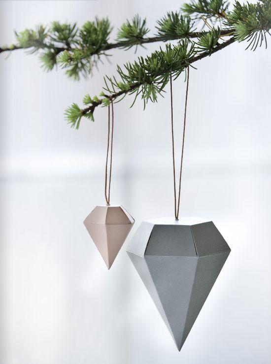 Ferm Living Christmas decor - via Coco Lapine Design