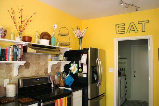 Kitchen decor ThisHouseIsOurHom...