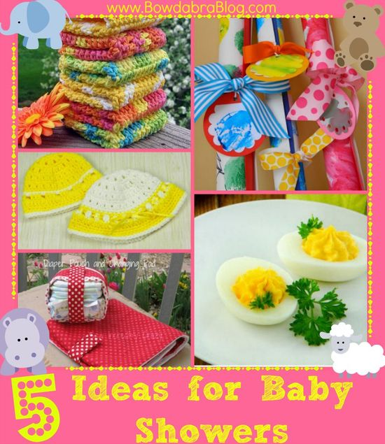 Very Cute! Baby Shower Ideas