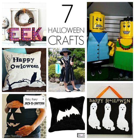 7 Halloween crafts