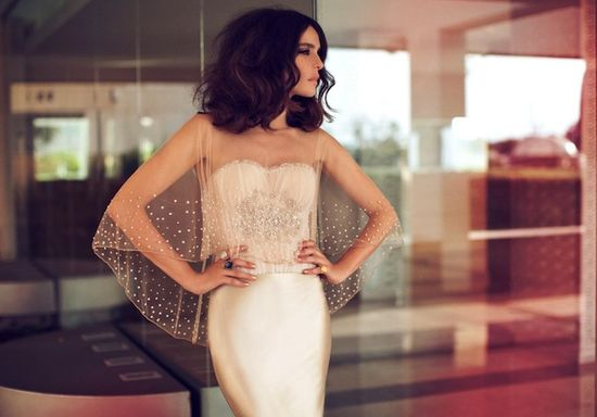 Modern, Daring & Glam Wedding Dreses By Zahavit Tshuba