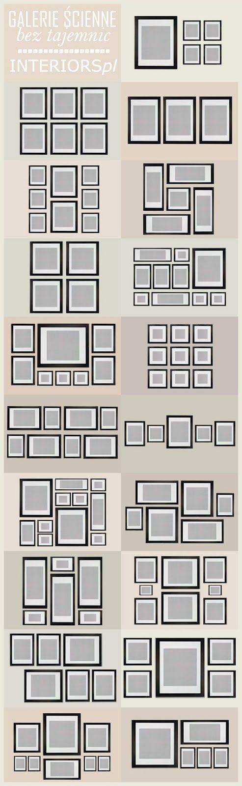 #Photowall arrangement ideas~
