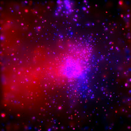 Omega Nebula, M17 (NASA, Chandra, 08/14/03) by NASA's Marshall Space Flight Center, via Flickr