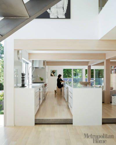 Modern Kitchen Design Photos - Modern Kitchen Ideas - ELLE DECOR