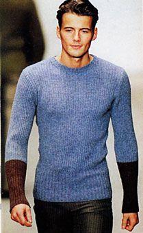 Alex Lundqvist wearing Gene Meyer, 1997
