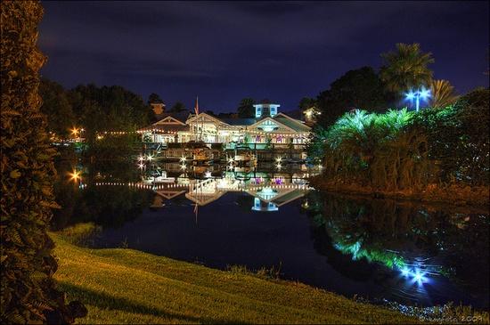 Disney Resorts -- Old Key West Resort