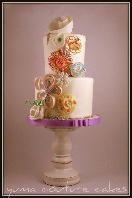 Custom cakes Yuma Arizona by Yuma Couture Cakes, via Flickr
