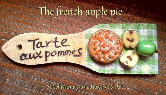 &quot&#x3B;Tarte aux pomme&quot&#x3B;