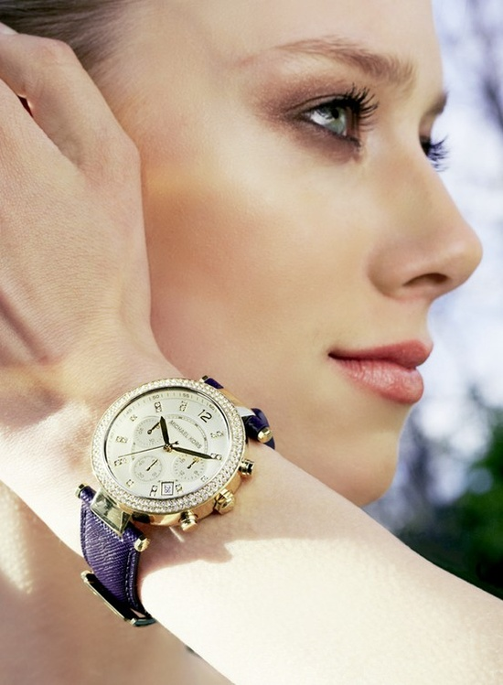 Michael Michael Kors Goldtone Watch