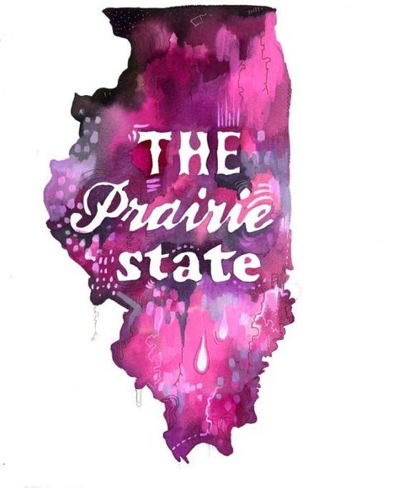 Illinois: The Prairie State