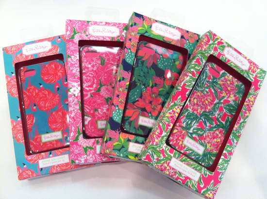 Lilly iPhone Cases in the Fall 2012 Prints!...NEED IPHONE