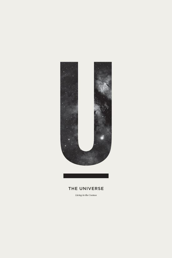 THE UNIVERSE POSTERS - Amanda Mocci
