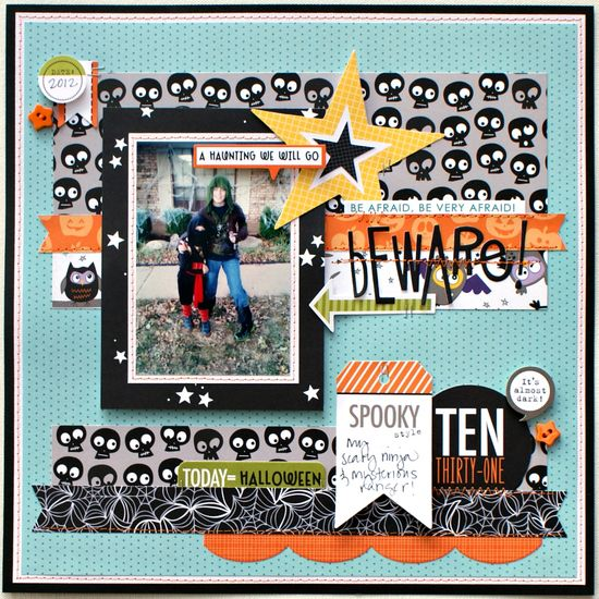 Beware! *Bella Blvd* - Scrapbook.com