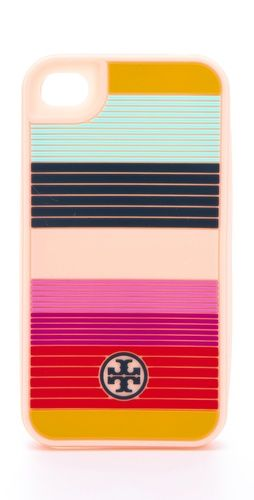 silicone Tory Burch iPhone Case