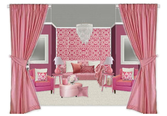 Purely Pink by shawna