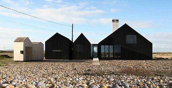 #shingle #house #nord #architecture #interior #design