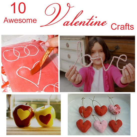 Best Valentines Day Crafts for Kids