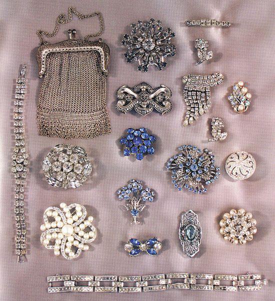 ..love vintage bling