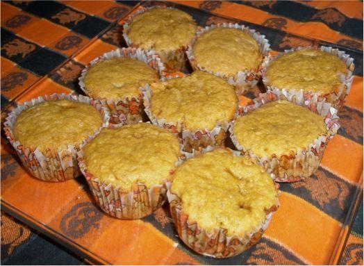 Pumpkin Butterscotch Muffins Recipe…