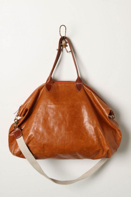 I have a leather bag addiction.