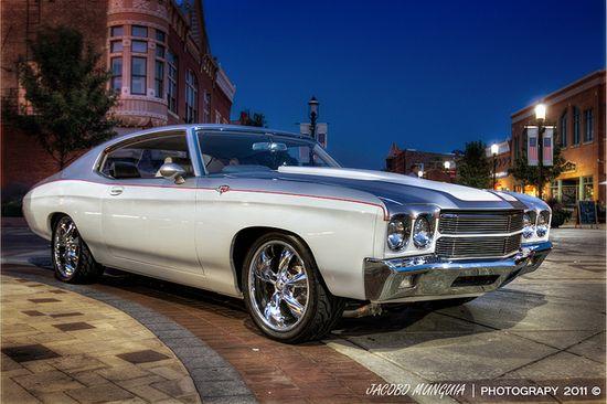 Super clean '70 Chevelle SS #beast