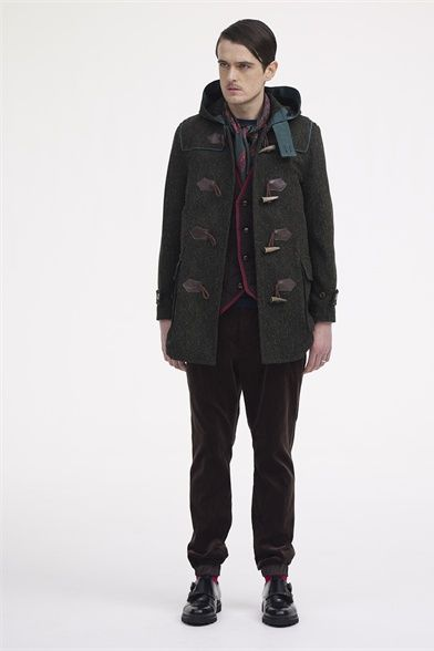 Sacai - Men Fashion Fall Winter 2013-14 - Shows - Vogue.it