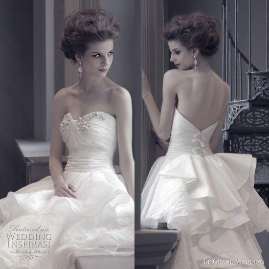 Le Grande Wedding Dresses