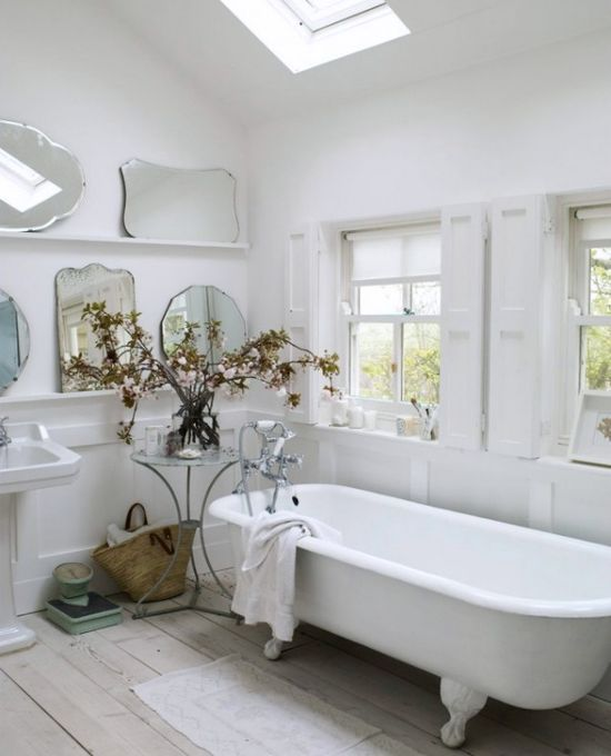 How To Design a White #floor decorating #floor decorating before and after