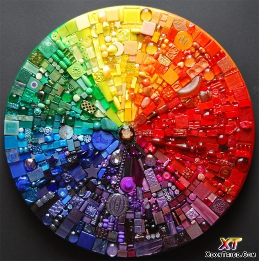 coolest color wheel ever