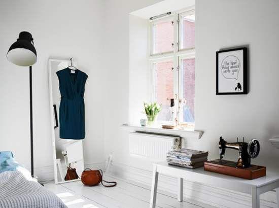 Desain Elegan Apartemen Modern