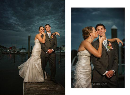 Marina Shores Yacht Club Wedding Photography image from Grant and Deb Photographers - grantdeb.com - Facebook: fb.com/...