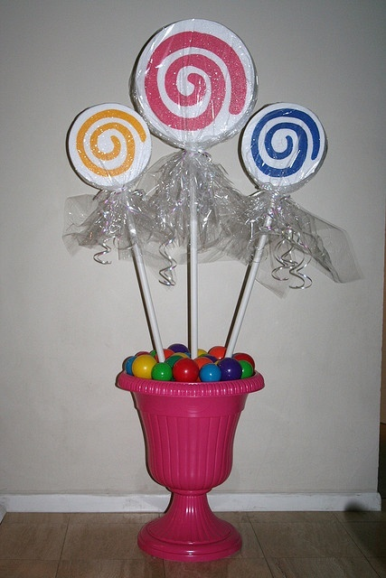 Candy land party party-ideas