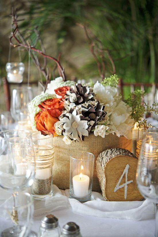 #wedding #flowers #decor