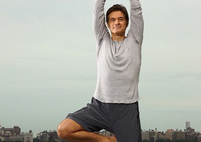 8 Health Tips from Dr. Oz