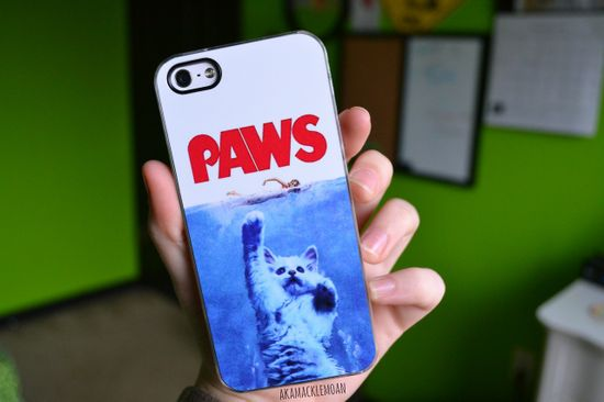 paws iphone case. ?