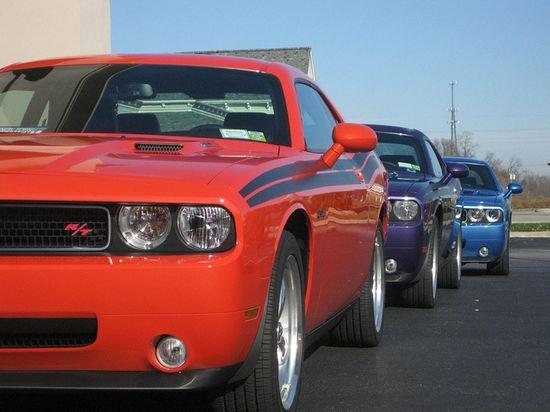 Own a Dodge Challenger