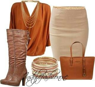 #Fall #work outfit