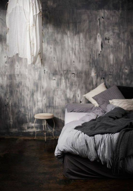#shades of #grey #bedroom #interior #design