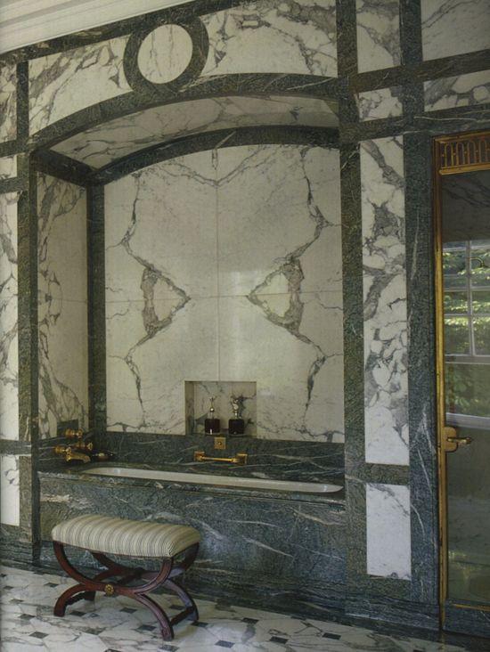 Barbara Hutton, via  The World Of Interiors