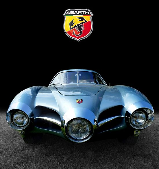 1952 Abarth 1500 Biposto BAT 1 The first of Bertone's series of Berlina Aerodinamica Technica ('BAT') cars of the early 1950s, this remarkable car was designed by Franco Scaglione, Nuccio Bertone and Carlo Abarth for the 1952 Turin Motor Show. The car ended up in the Packard styling studio in the USA, where it was used as a design study before being presented to Fortune magazine editor Richard Austin Smith, who kept it until his death.