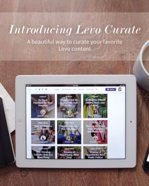 Show Your Personality with Levo's New Curated Tab! Click to learn how to use our newest #softskills #self personality #soft skills