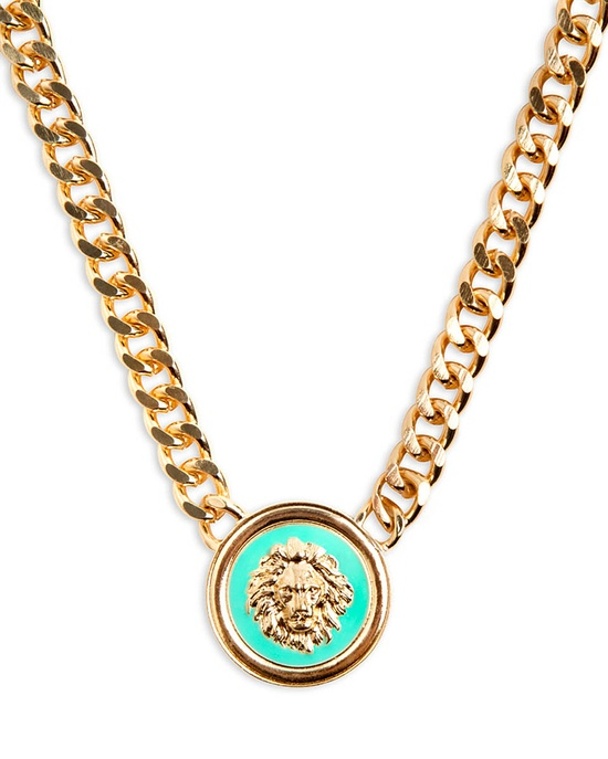 Royal Leo Necklace