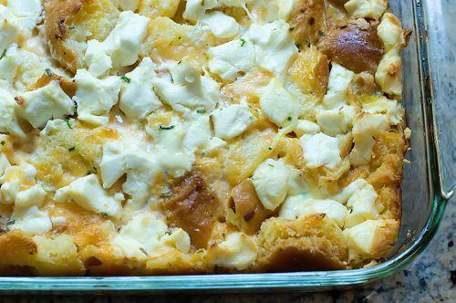 The best breakfast casserole EVER by The Pioneer Woman.