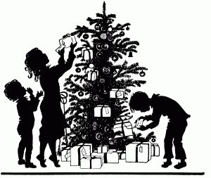Free Vintage Christmas Printable