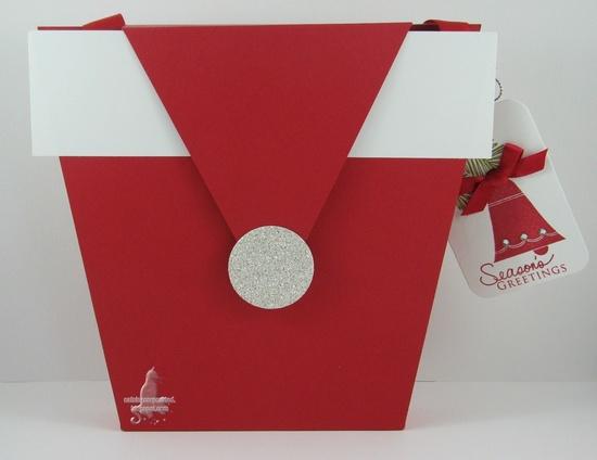 Santa's Hat Box