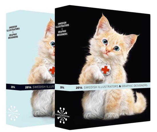 Swedish Illustrators & Graphic Designers 2014 — Kate England